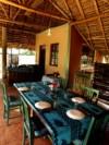 Amani Forest Camp Restaurant