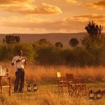 Mbweha Camp Sundowner
