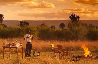 Grote Kenia Safari & Strand