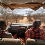 Porini Amboseli Camp Game Drive