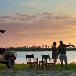 Rufiji River Camp Sundowner