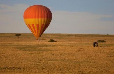 Korte Fly-in Safari Masai Mara & Strand