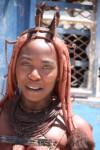 Namibië Himba